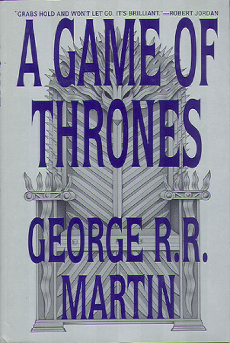 © Bantam Books and George R.R. Martin