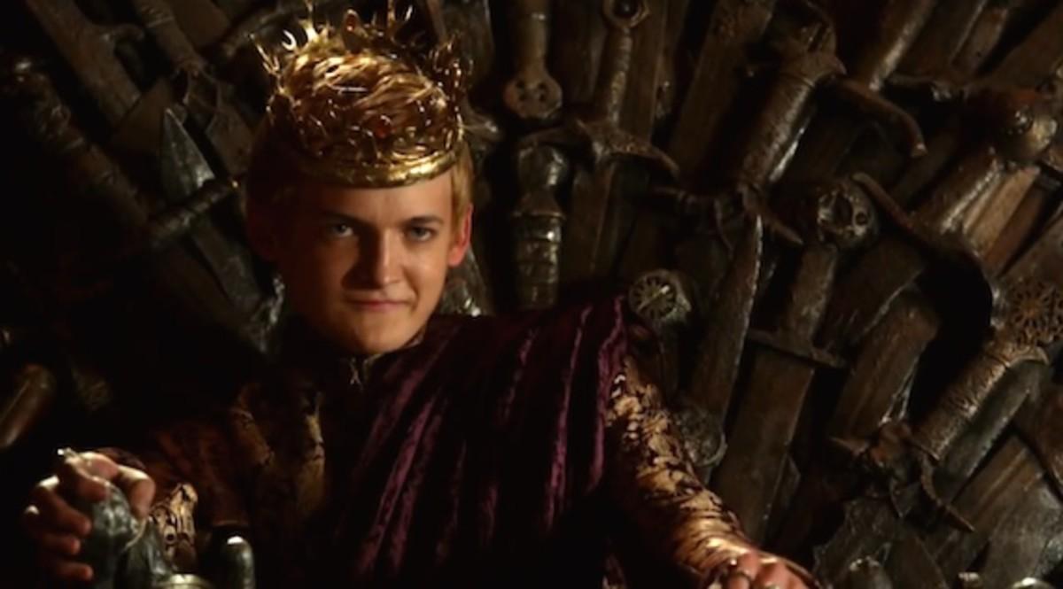 King Joffrey (Jack Gleeson)
