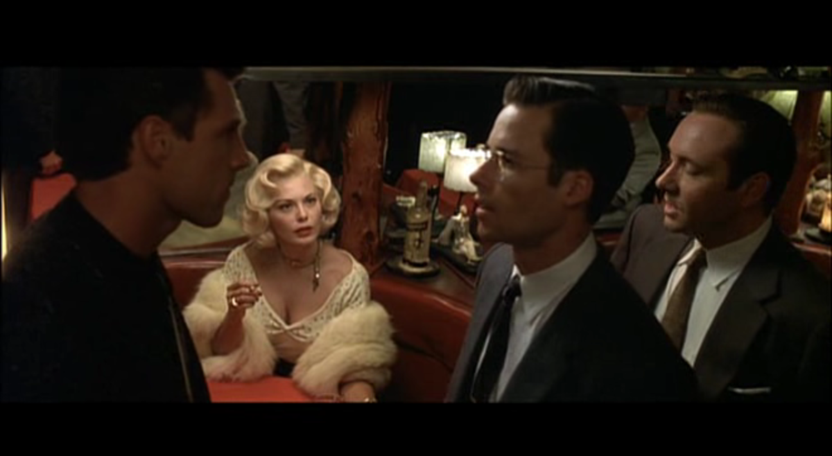 "Scene from ""L.A. Confidential"""