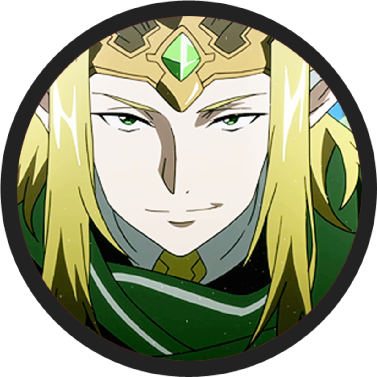 Fairy King Oberon ALO avatar