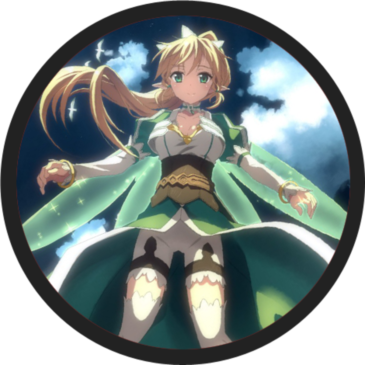 Leafa ALO avatar