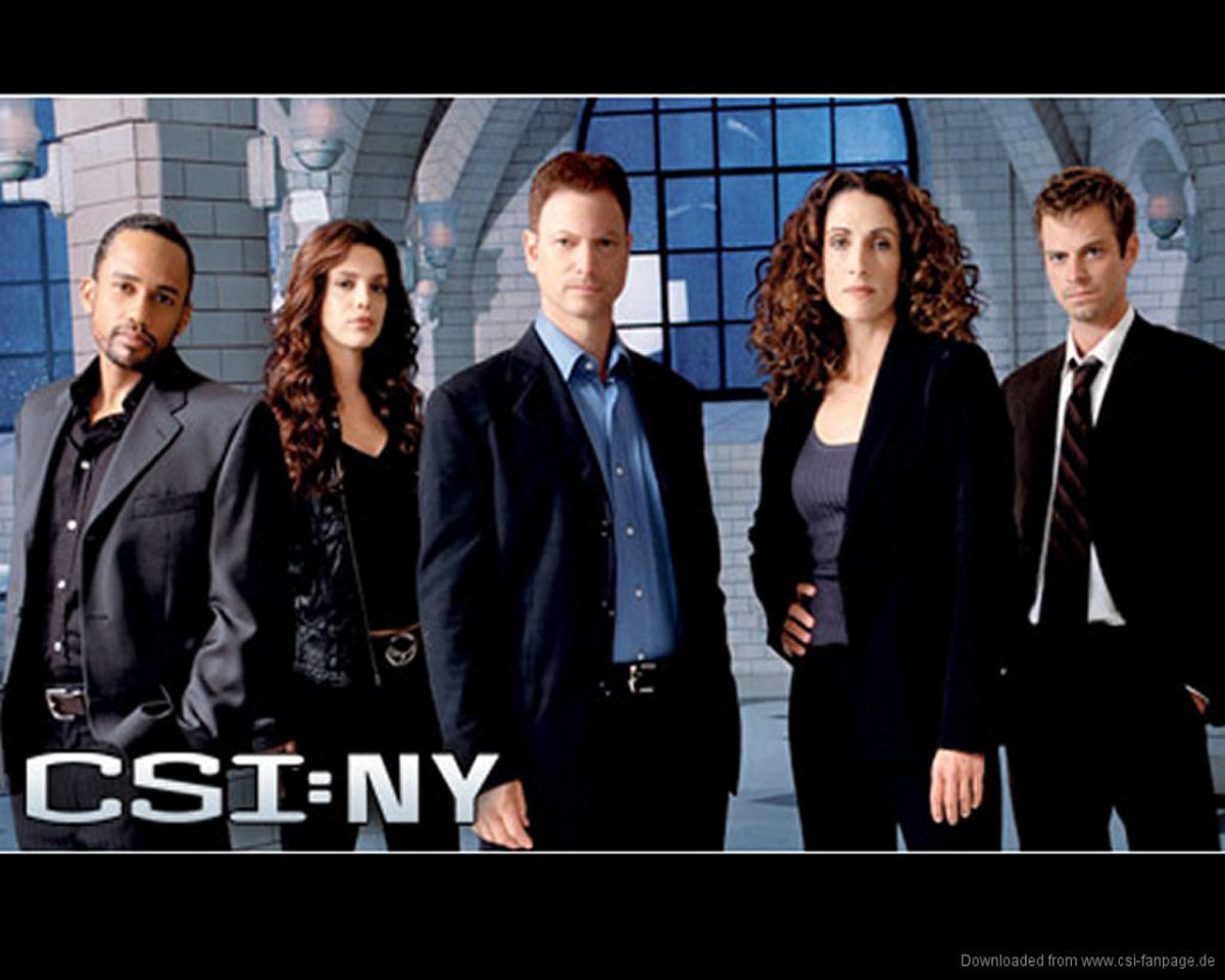 Who is the cute actor who was dating csi ny
