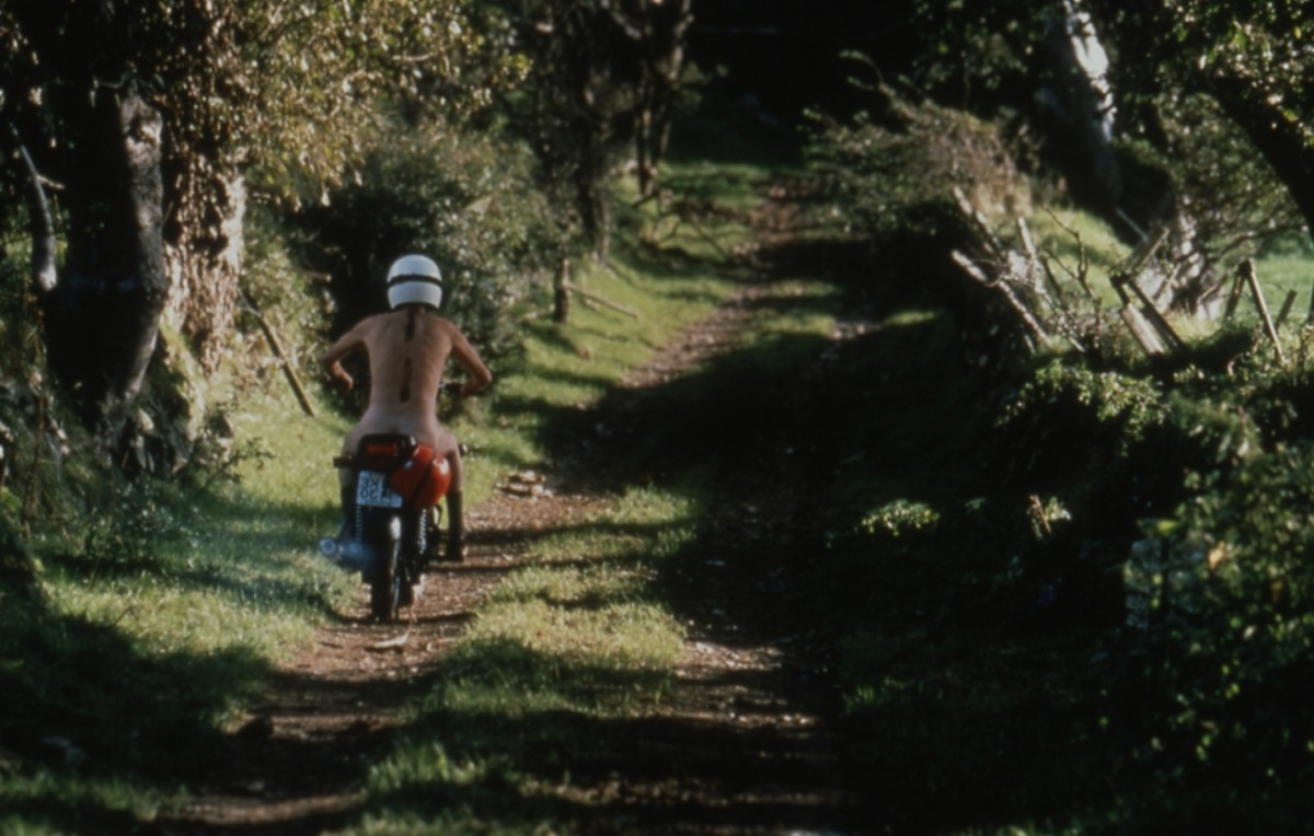 Waking Ned Devine - the only movie which found an excuse to add an eighty year old man riding his motorcycle in the buff.