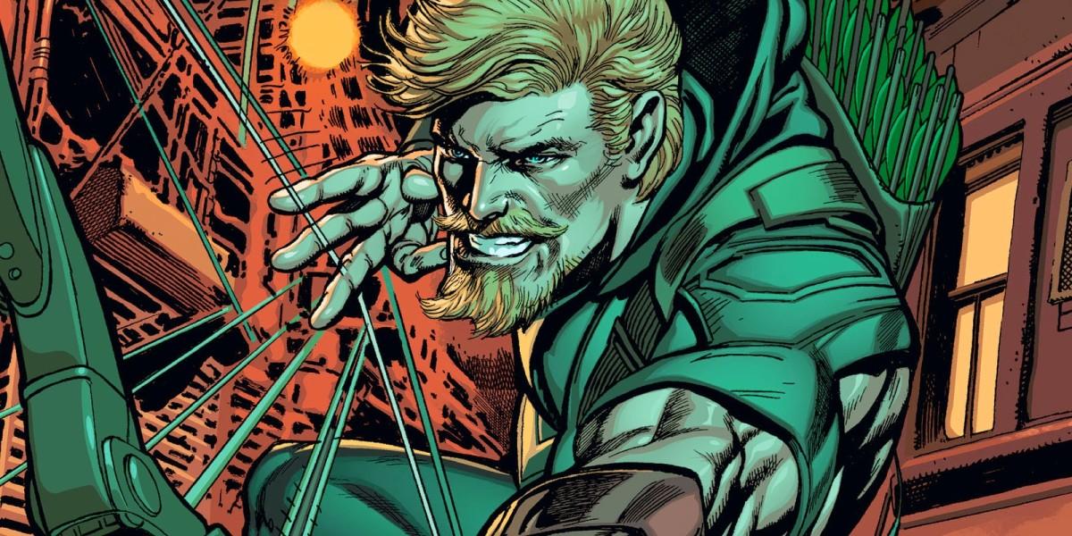 Oliver Queen, Green Arrow