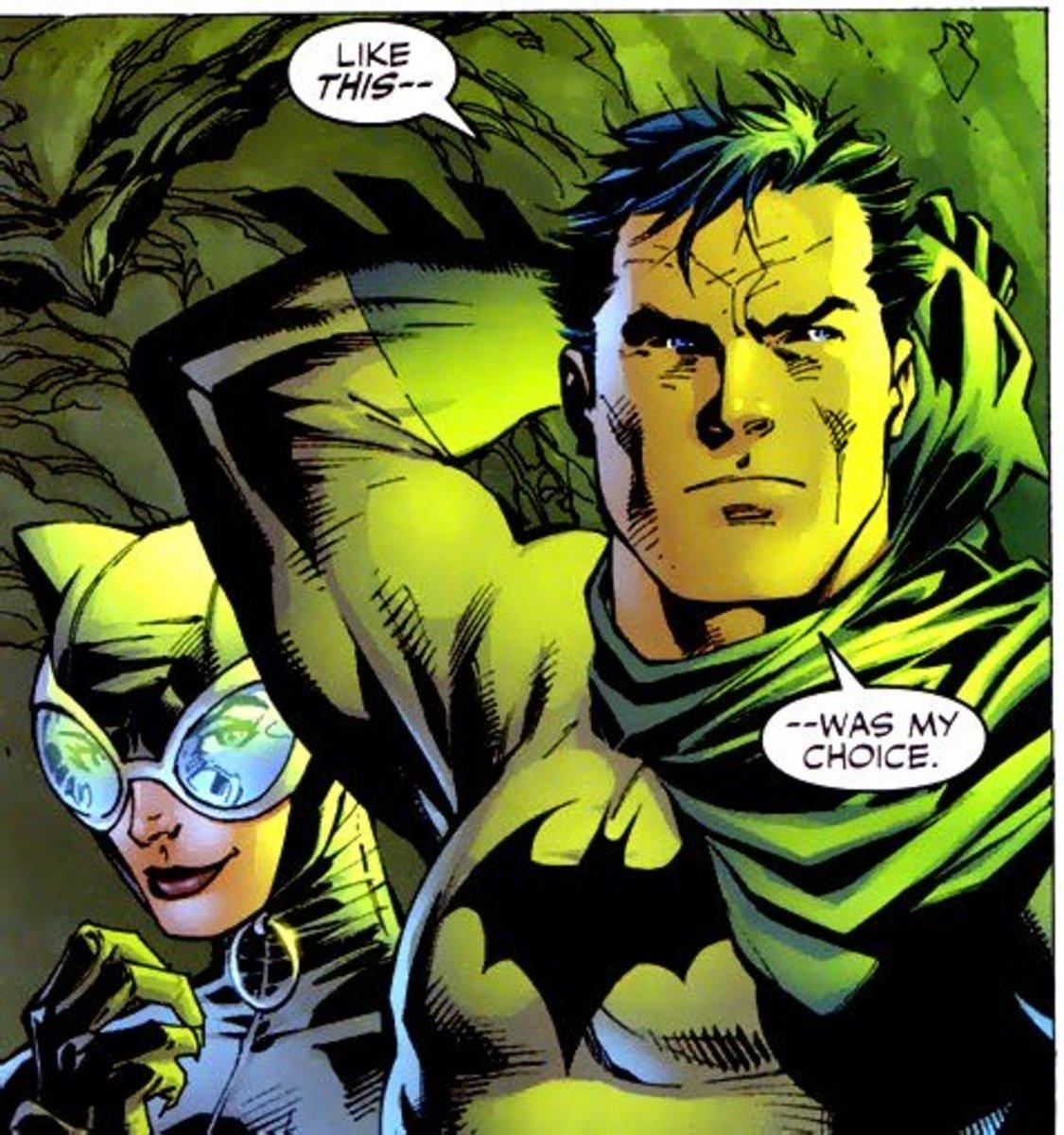 Bruce Wayne, Batman