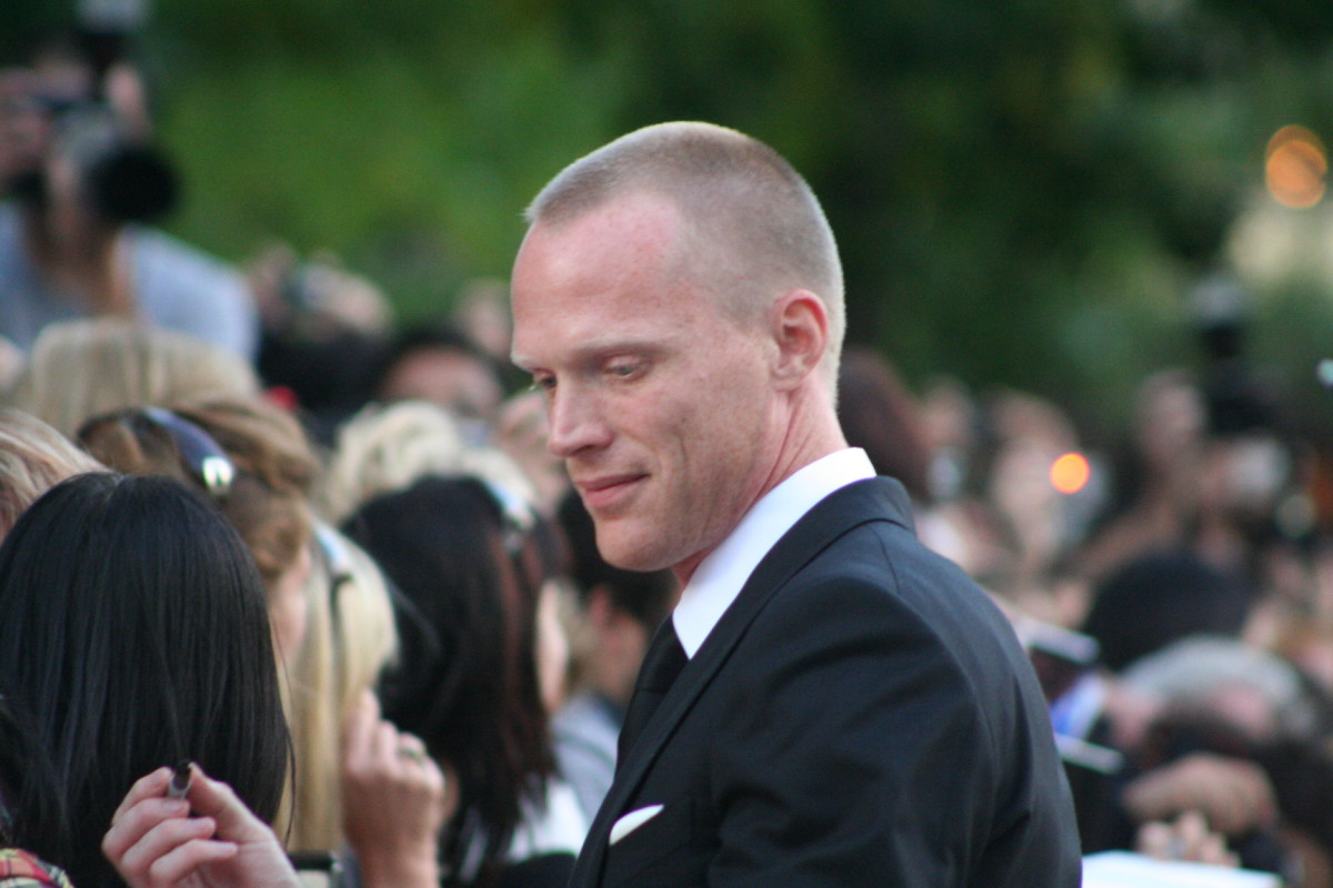 Paul Bettany looks rather youthful to be playing a fifty-eight year old, does he not?