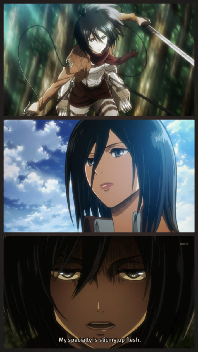 Mikasa Ackerman - Shingeki no Kyojin/Attack on Titan