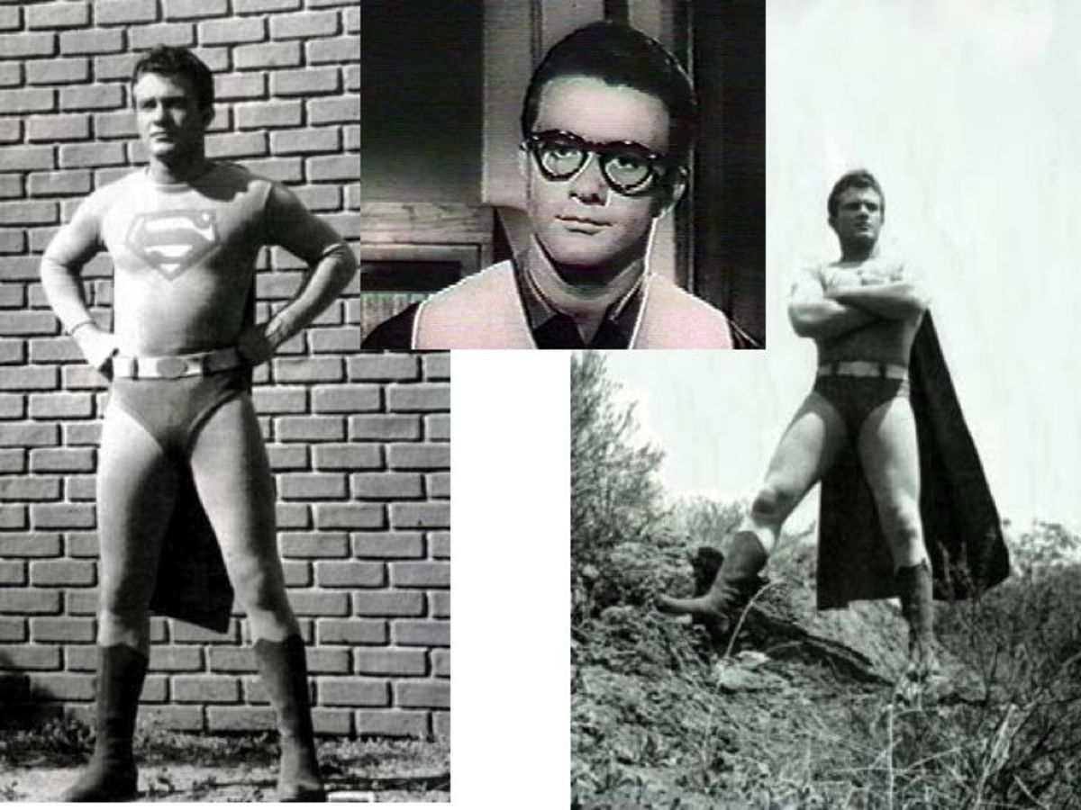 John Rockwell as Superboy /Clark Kent