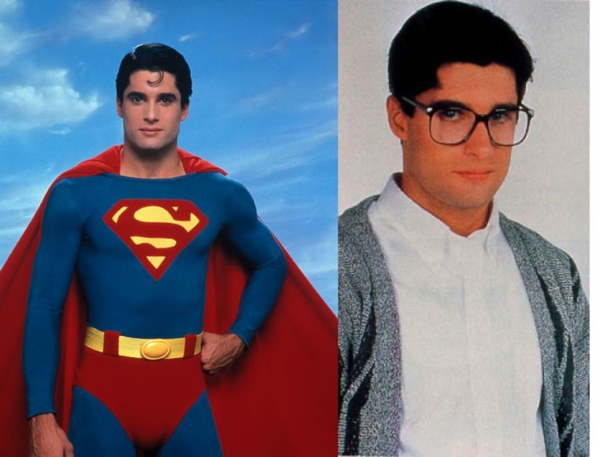 John Haymes Newton as Superboy / Clark Kent