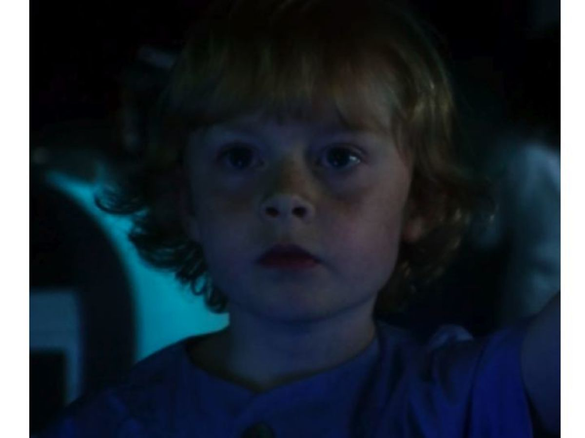 Jakob Davies as Alexander (Cloned Lex Luthor)