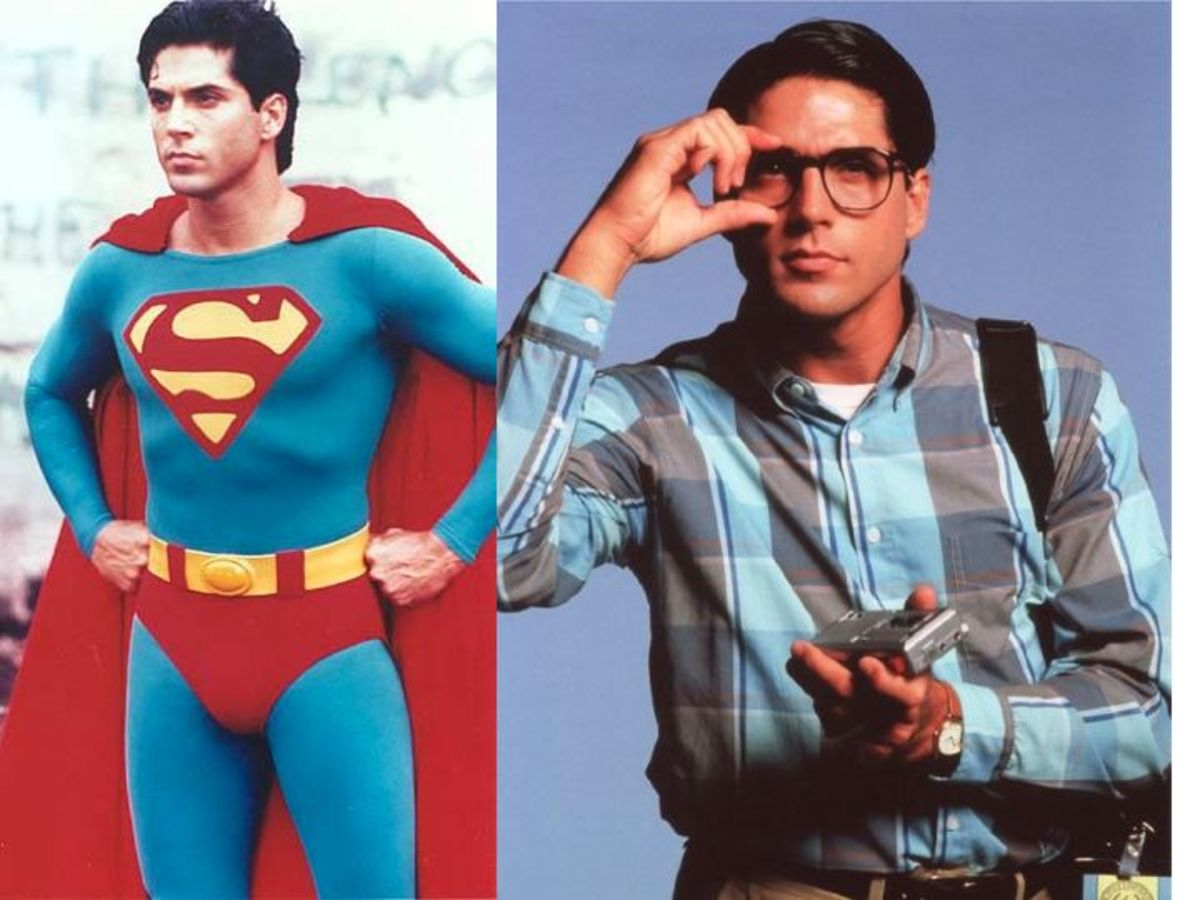 Christopher Gerard as Superboy / Clark Kent