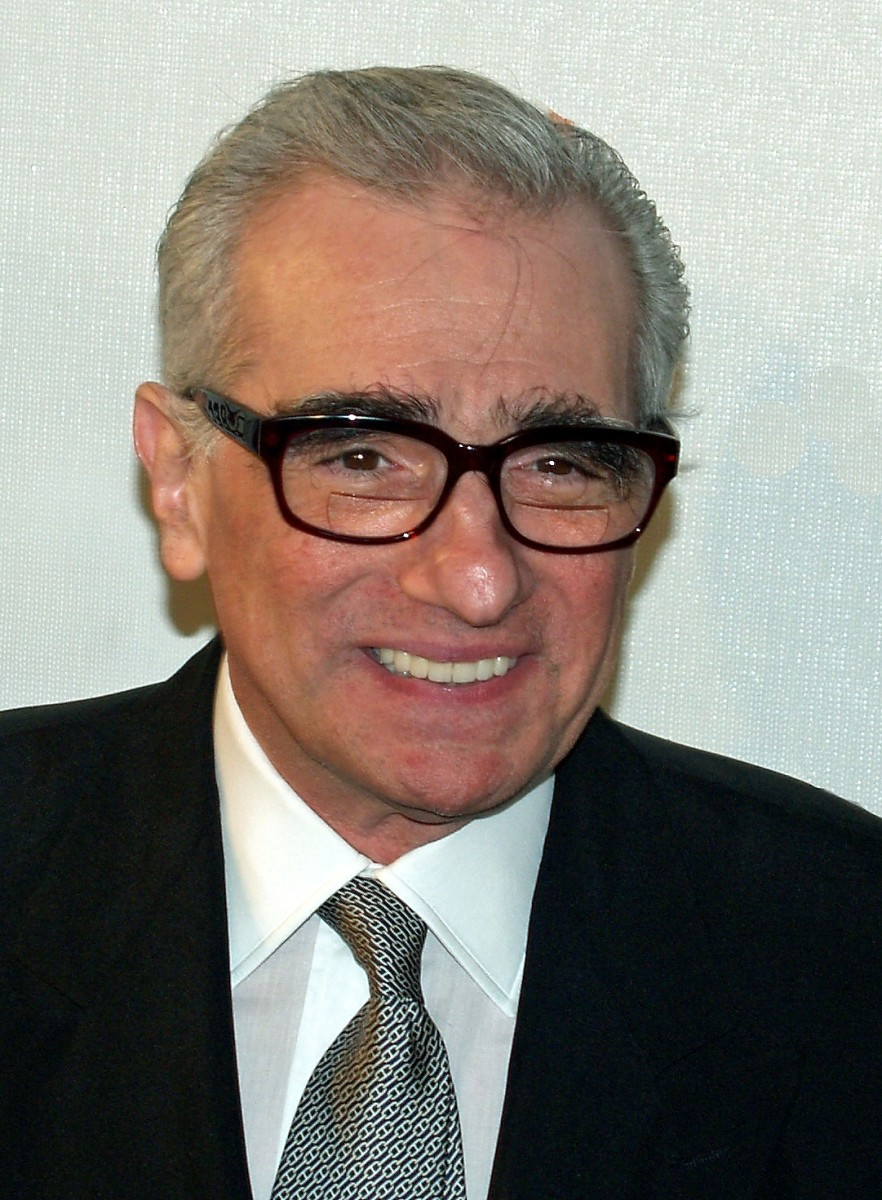 Martin Scorsese, director of 'Raging Bull.'