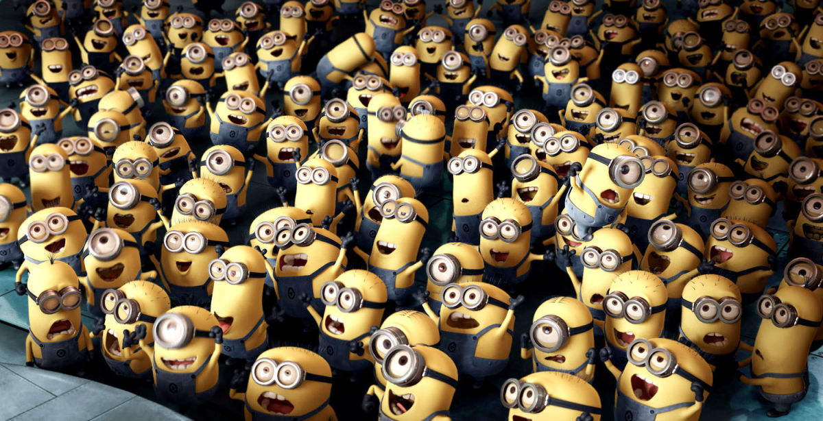 Let us know which one is your favourite minion in the comment section!