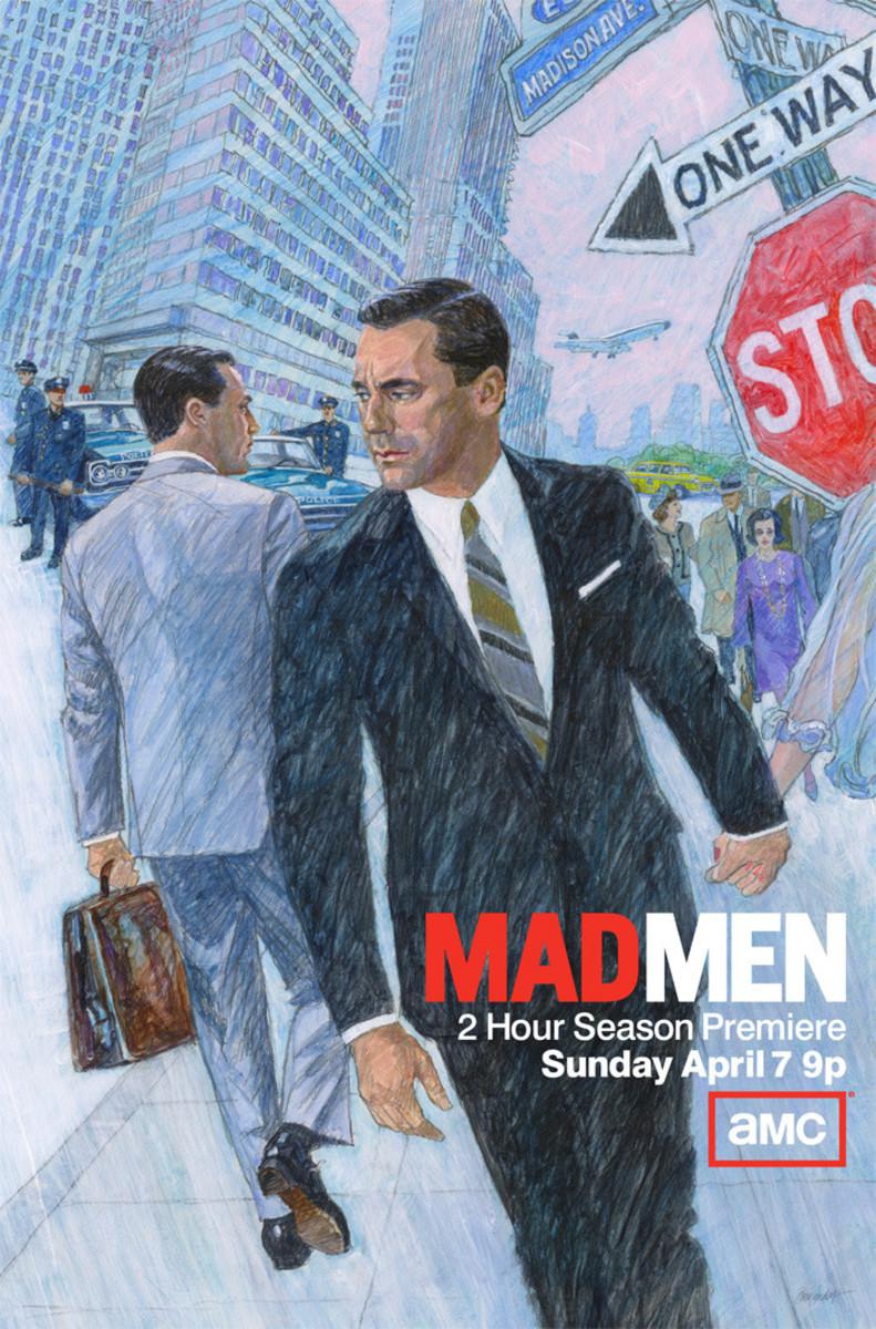 Mad Men Season Six