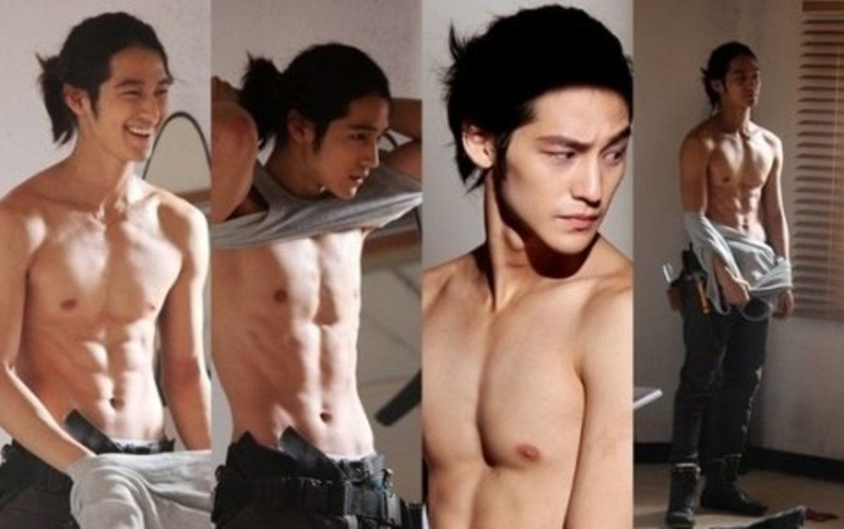 Foto body boys sex korea