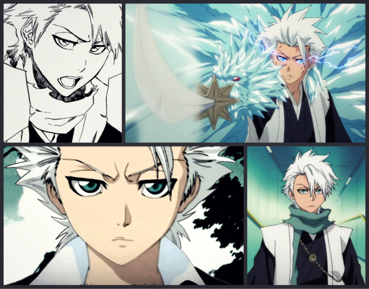 Coolest Anime Character Design : The coolest male anime characters reelrundown