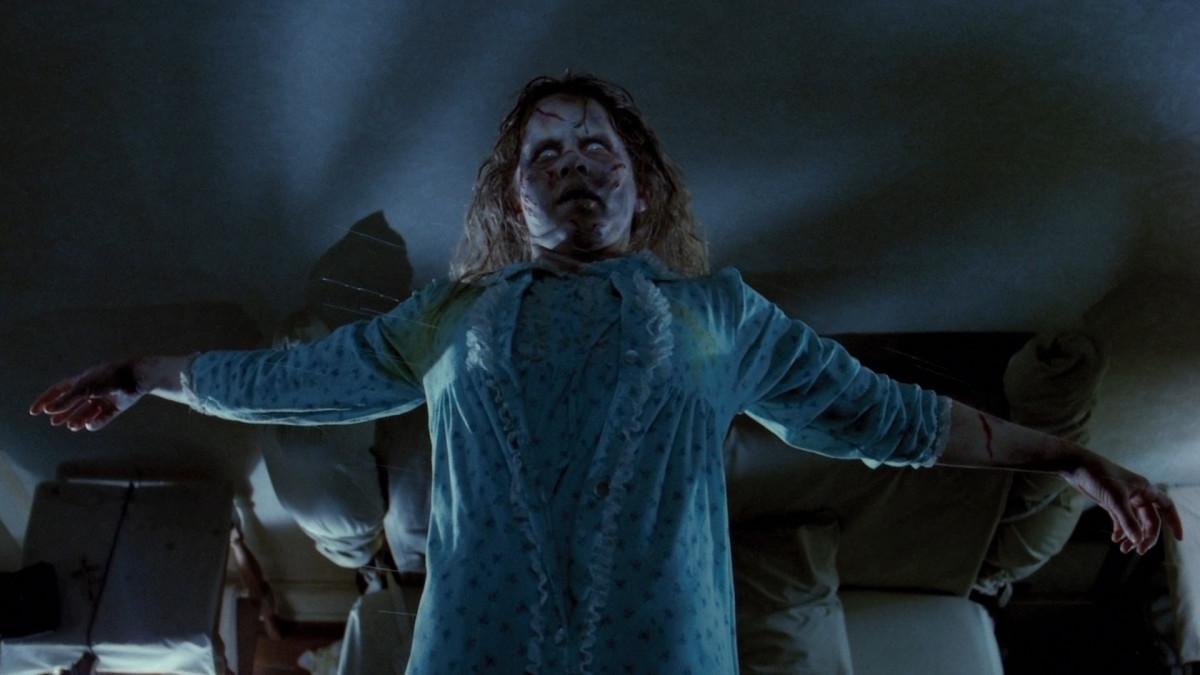 Regan MacNeil (Linda Blair)
