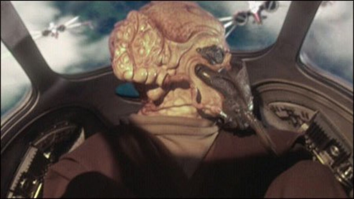 Plo Koon moments before his death