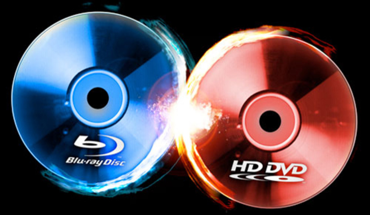 HD DVD vs. Blu-ray