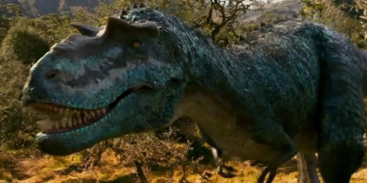 Gorgon, a Gorgosaurus and the main antagonist of Walking with Dinosaurs.
