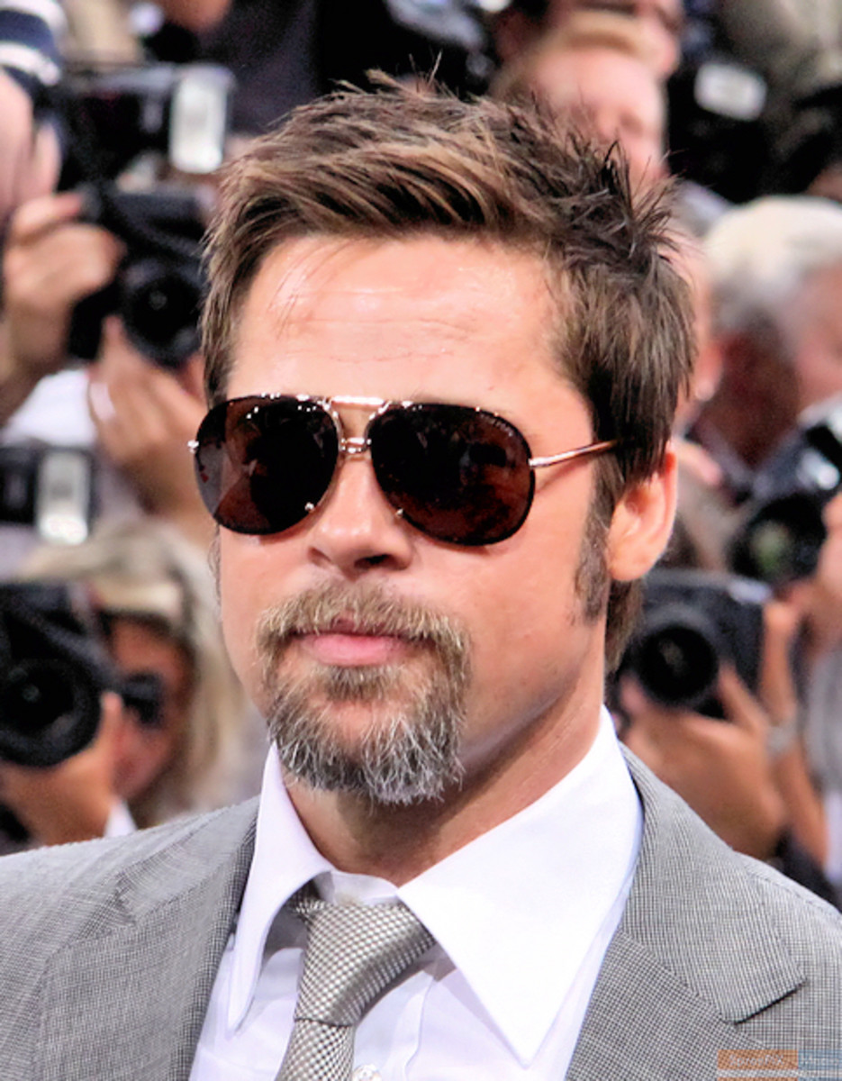 Brad Pitt (CC-BY 2.0)