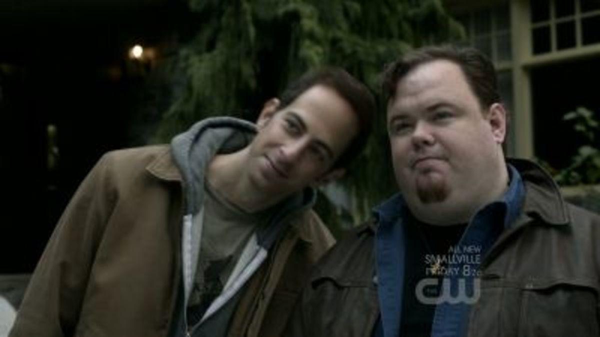 "The ""fake"" Sam and Dean"