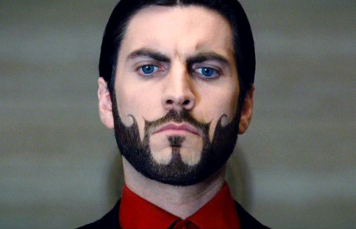 Seneca Crane, the face behind the name on the dummy that Katniss hangs