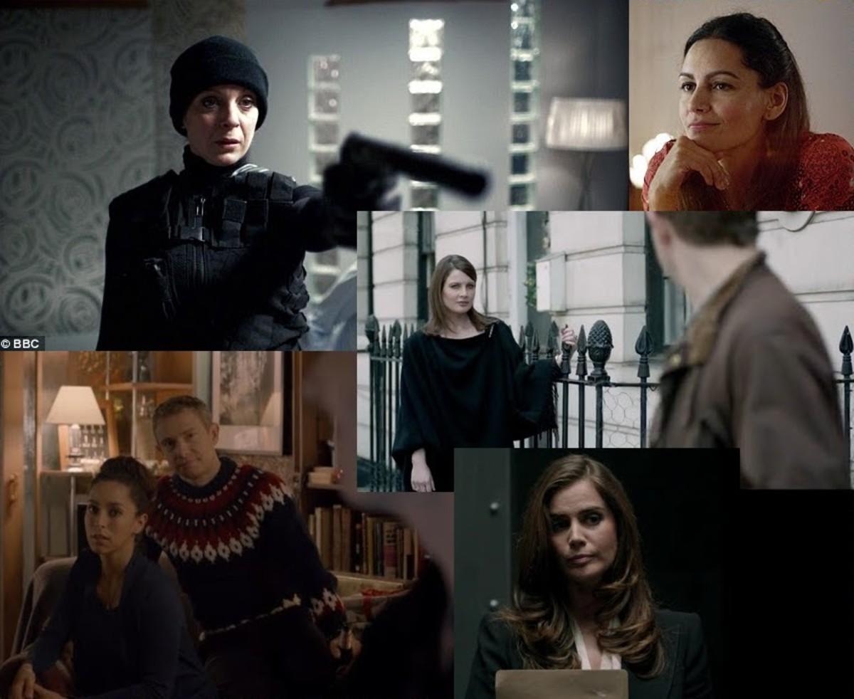 Watson's women