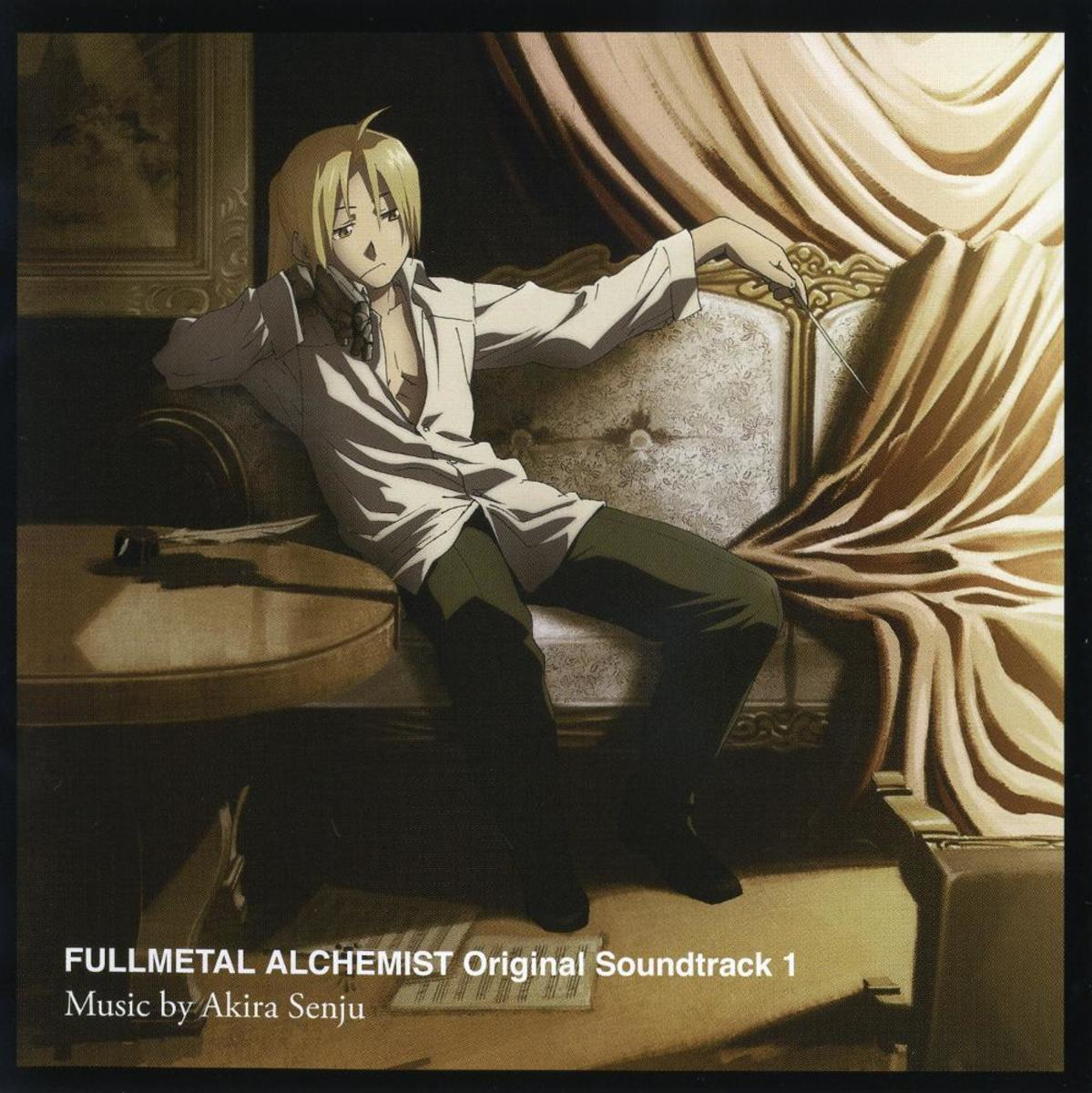 Fullmetal Alchemist Brotherhood Original Soundtrack 1
