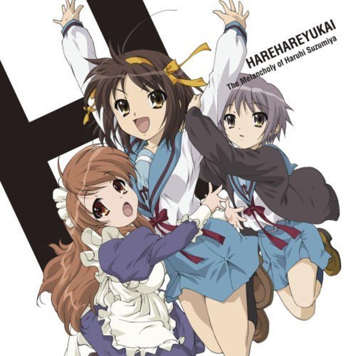 Hare Hare Yukai (CD)