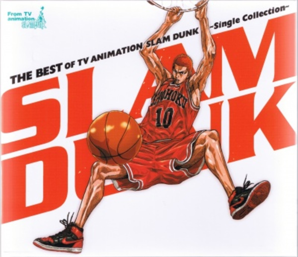 Slam Dunk - The Best of TV Animation Slam Dunk - Single Collection OST