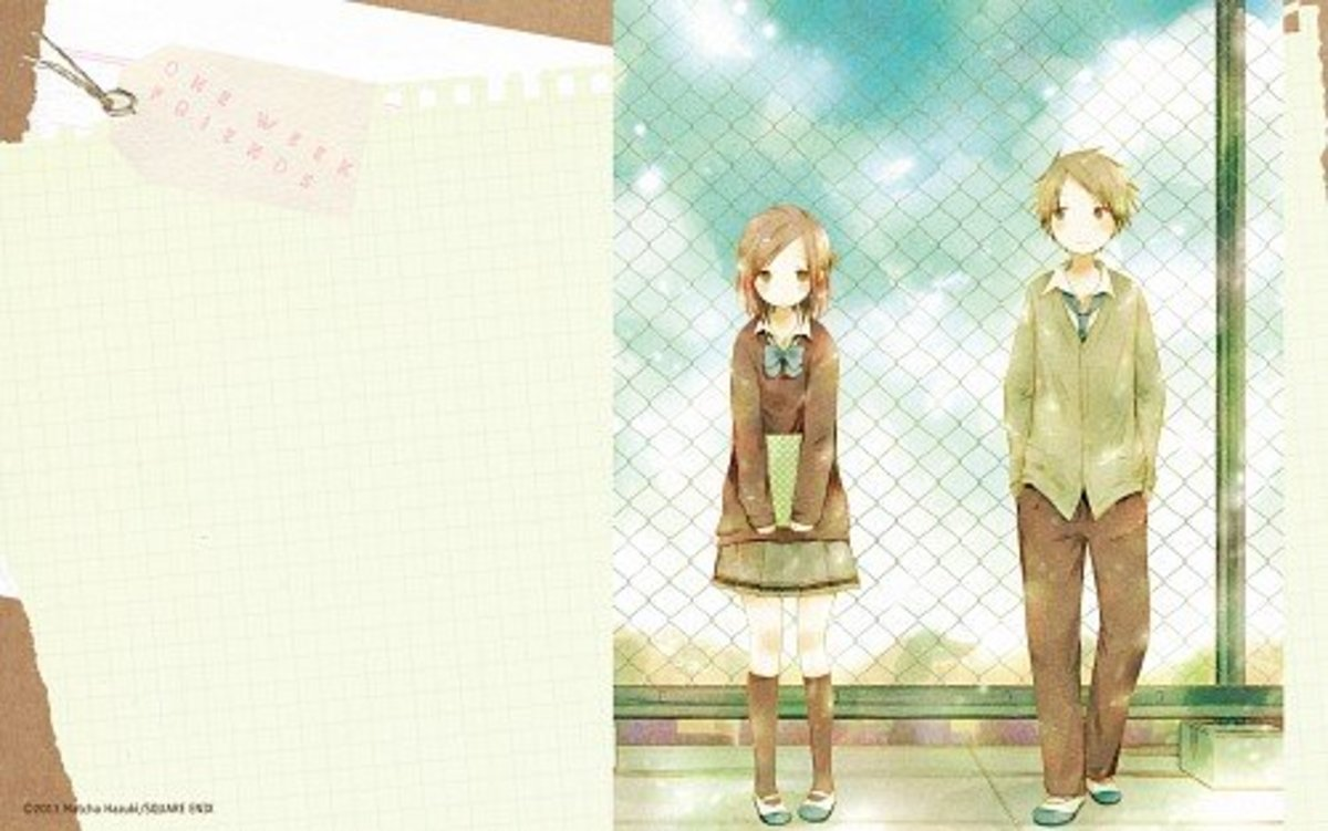 The anime that bears the closest resemblence to Golden Time