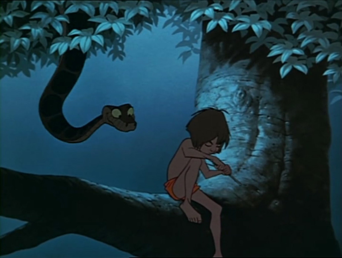 'The Jungle Book.' (1967)