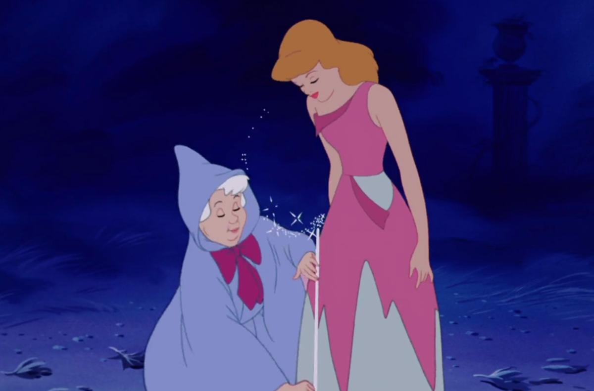 'Cinderella.'