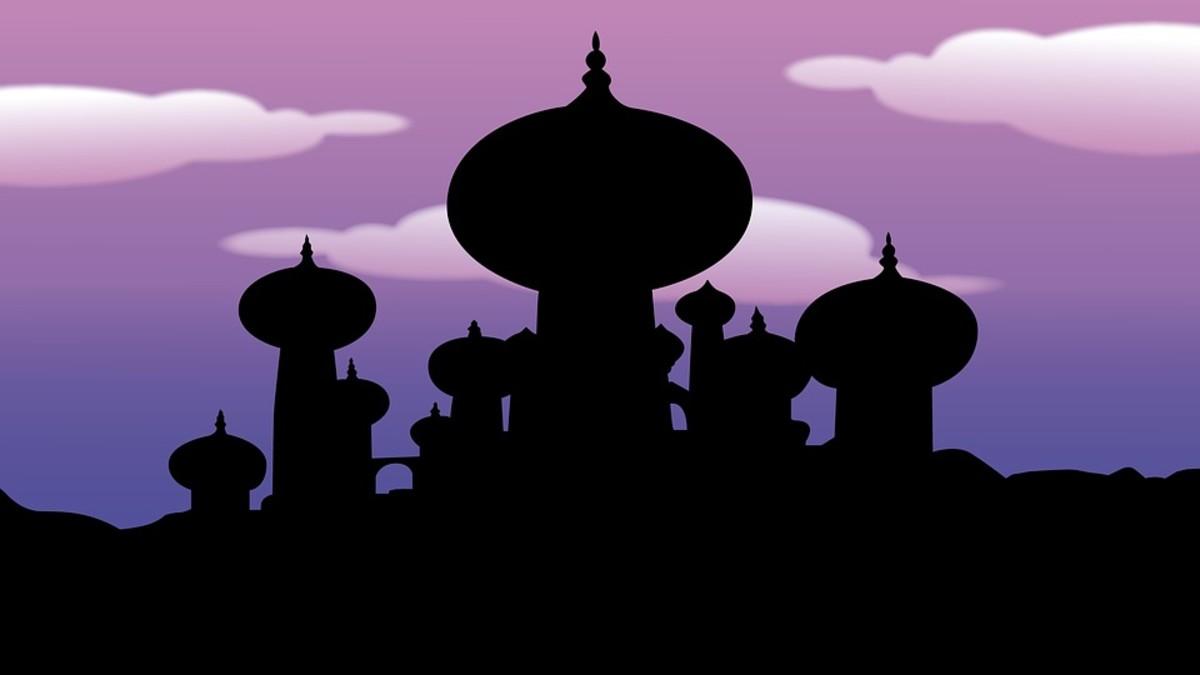'Aladdin.'