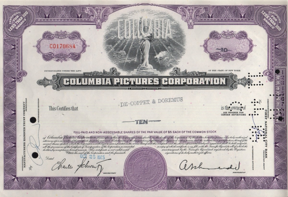 Columbia Pictures is a major studio subsidiary of Sony Pictures.