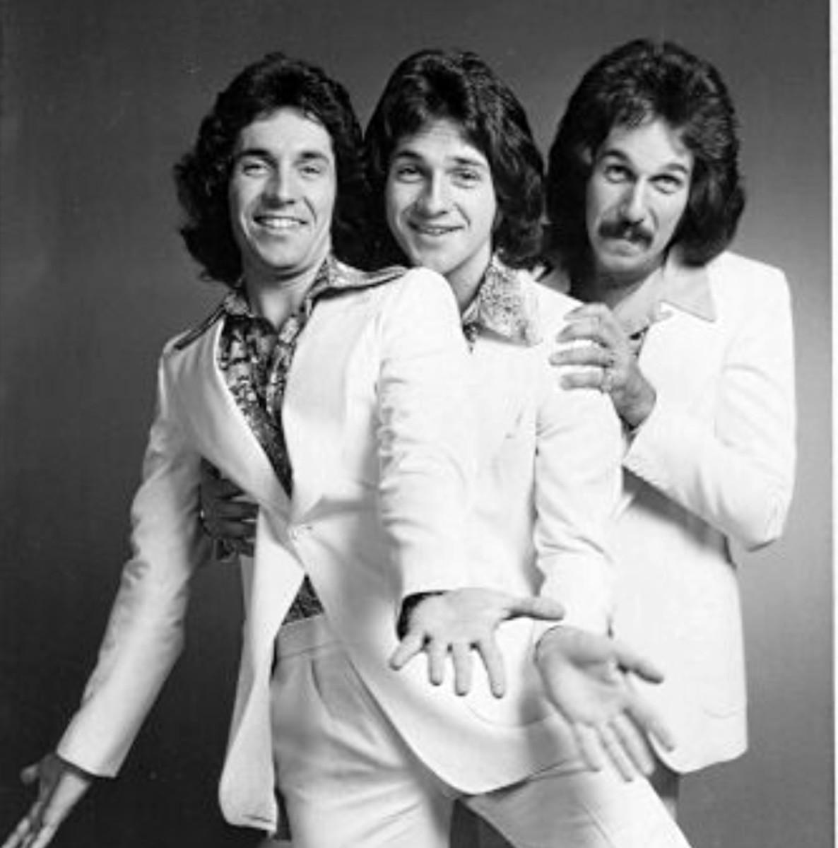 Bill, Brett and Mark Hudson