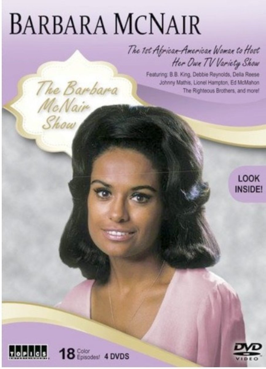 The Barbara McNair Show on DVD