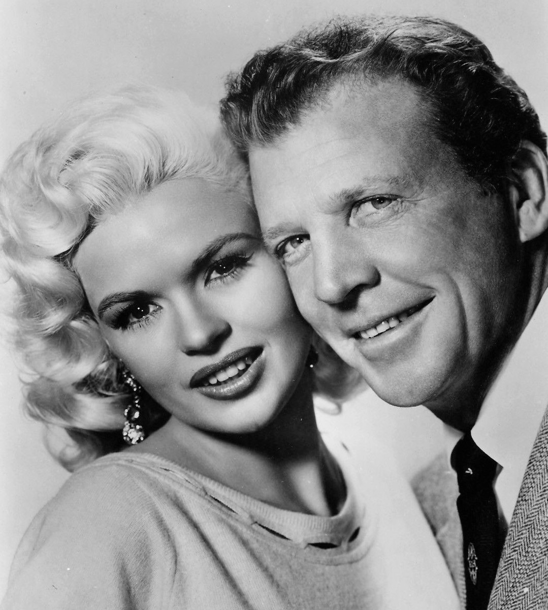 Jayne with Dan Dailey