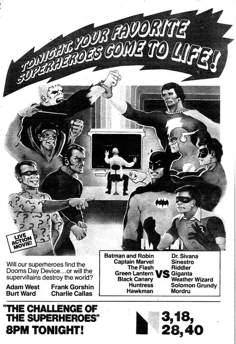 Vintage TV Guide ad for the special.