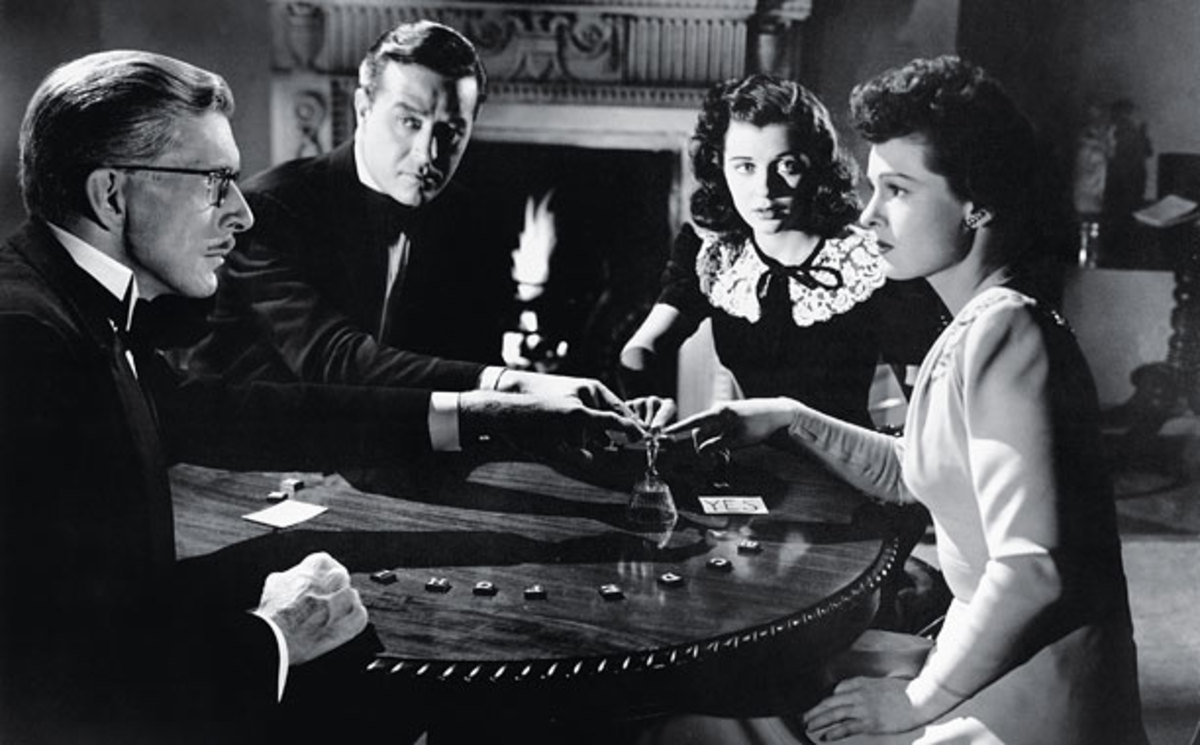 Time for a little seance?