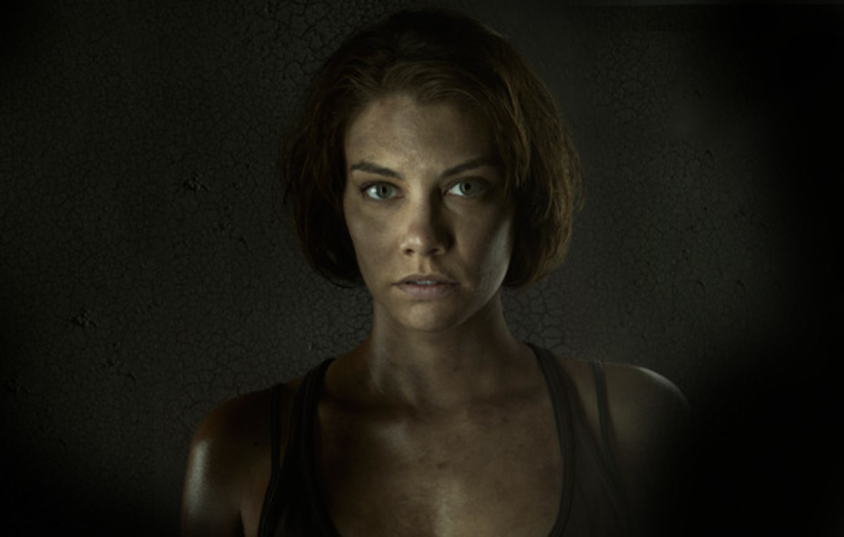 Maggie Greene from The Walking Dead