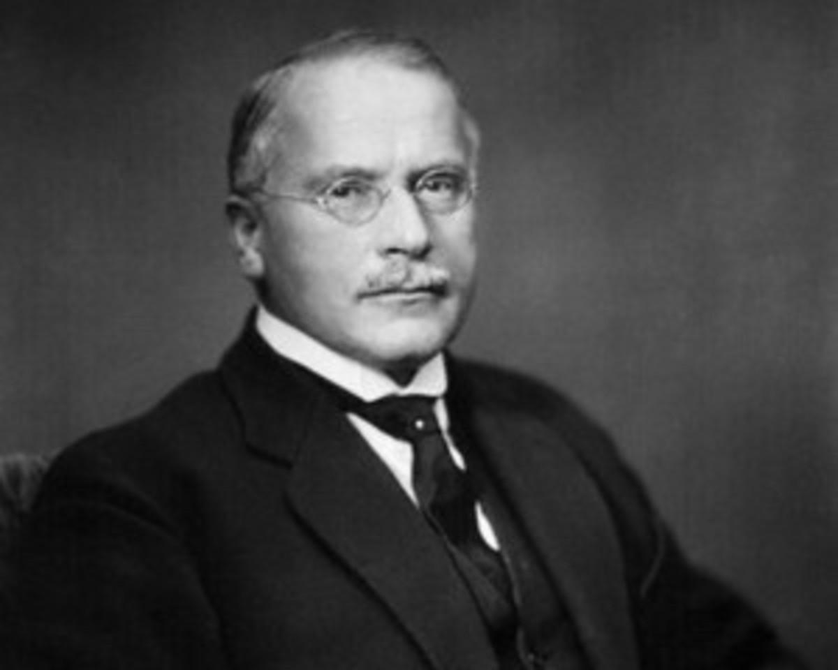 Psychologist Carl Jung