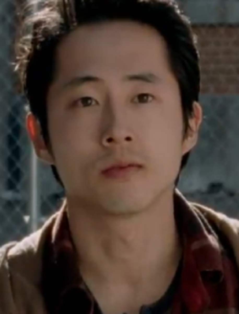 Glenn Rhee from The Walking Dead