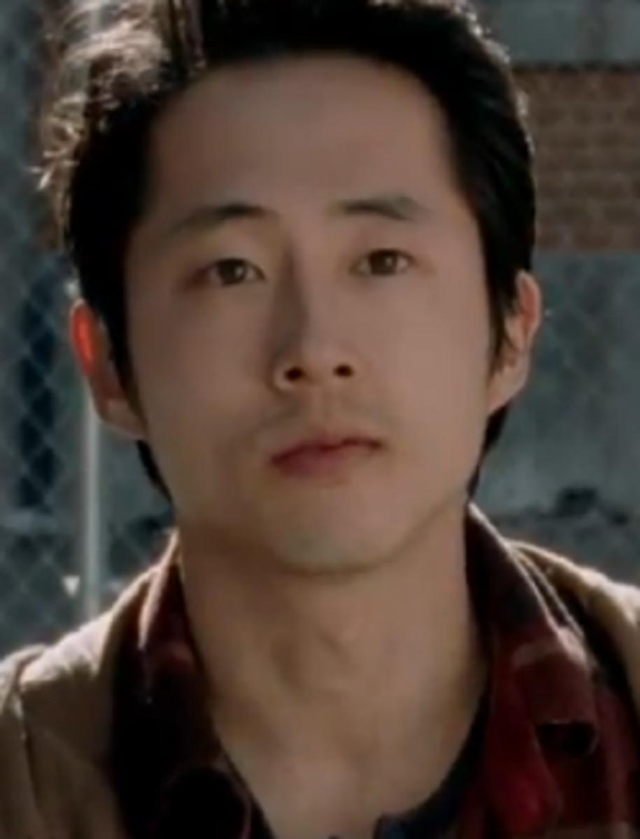 Glenn Rhee from The Walking Dead