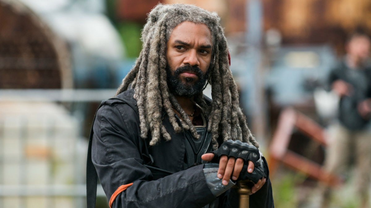 King Ezekiel of the Walking Dead