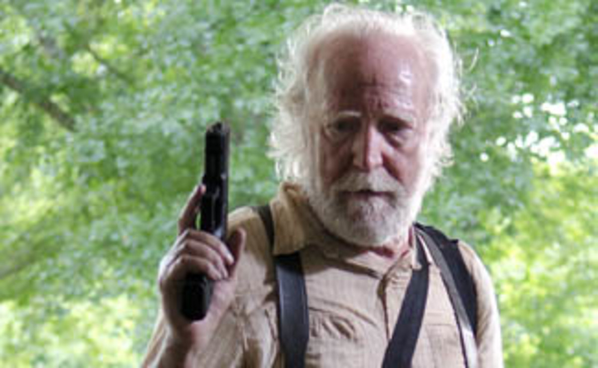 Hershel Greene from The Walking Dead
