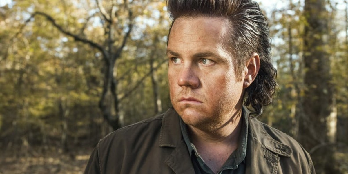 Dr. Eugene Porter from The Walking Dead