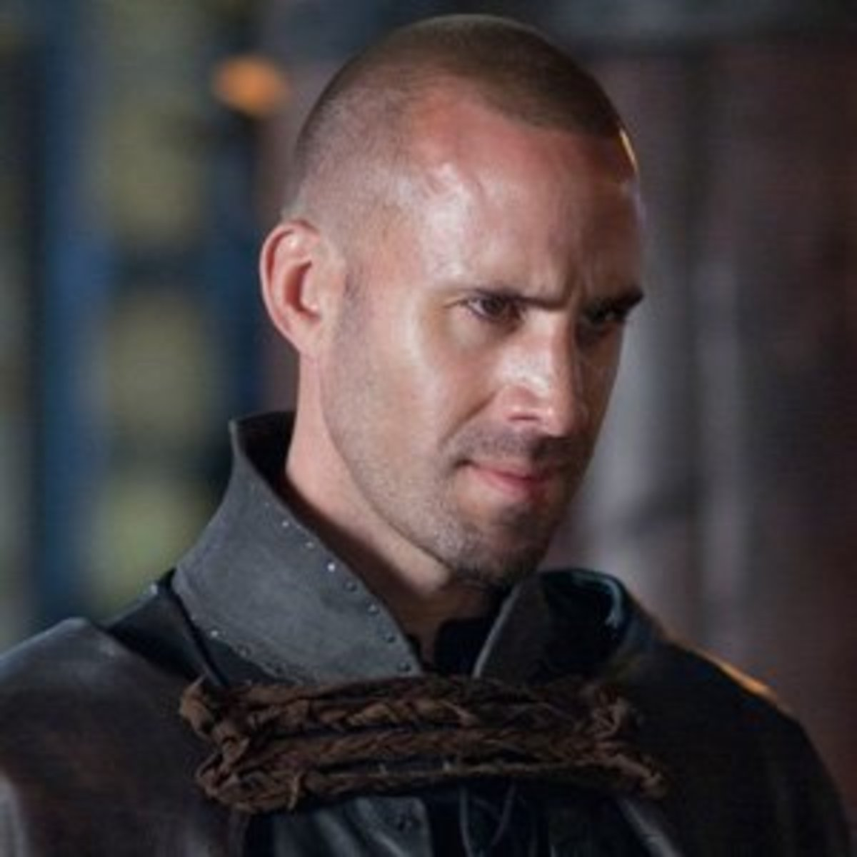 Joseph Fiennes as Merlin from Camelot.