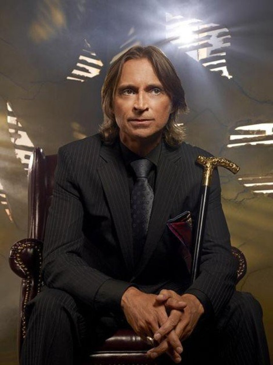 Mr. Gold from Once Upon a Time.